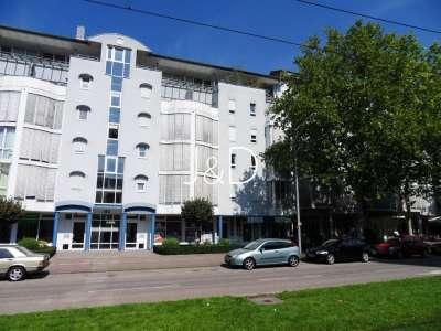 vermietetes 1-Zimmer-Apartement in Freiburg - Betzenhausen - Ansicht