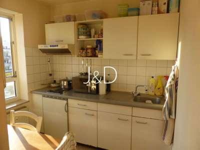 vermietetes 1-Zimmer-Apartement in Freiburg - Betzenhausen - Küche