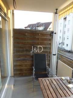 In Staufen, da wollt ich wohnen... - Balkon