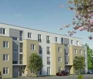 Wohnen am Mozartplatz..... 4 ZW - Haus 1 - Nr. 01
